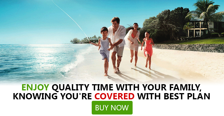 Family travel insurance is the key to a hassle-free family holiday