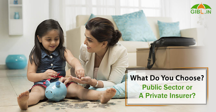 Should I Buy Insurance from Public Sector or Private Insurer?