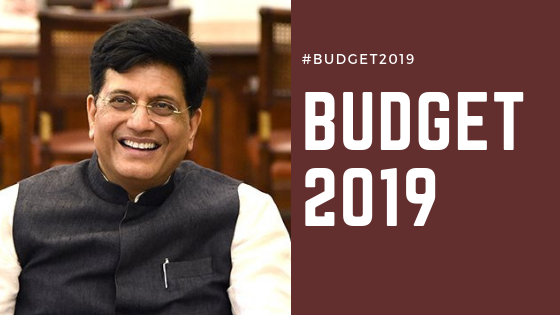 The Union Budget 2019 in a Nutshell