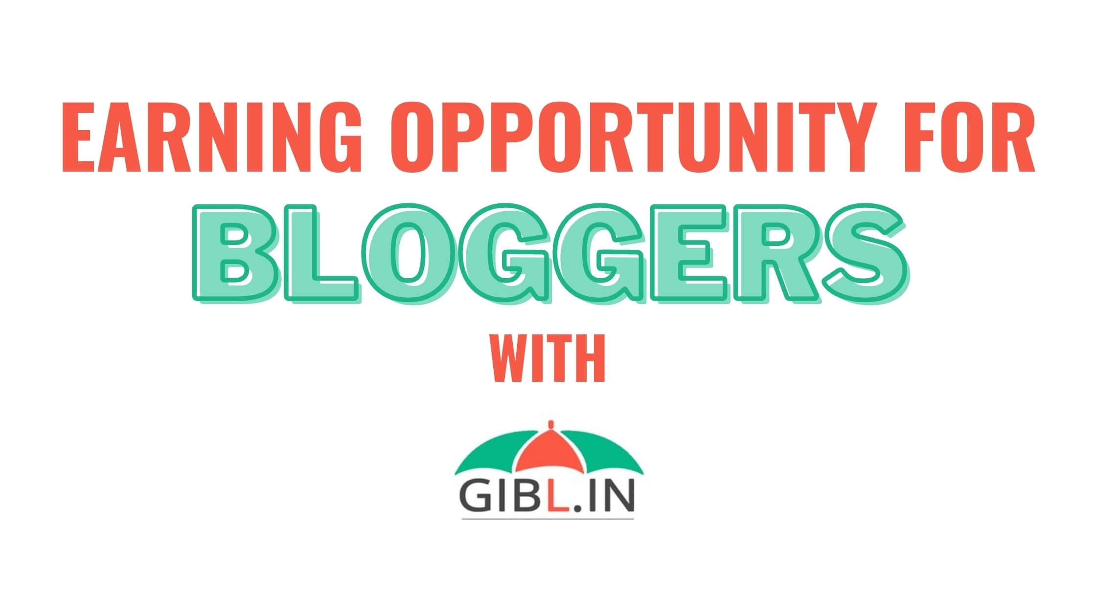 GIBL Is Giving You the Opportunity to Earn Directly from Your Website